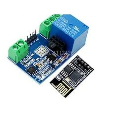 ESP8266 WiFi 5V 1 Channel Relay Delay Module IoT Smart Home Remote Control Android Mobile Phone APP Control 400M Transmission