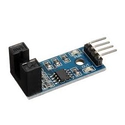 Speed Measuring Sensor Groove Coupler Module For Arduino - Sensors - Xbotics