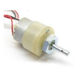 300 RPM - 12V Centre Shaft DC Geared Motor - Motors - Xbotics