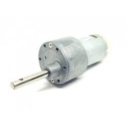 300 RPM - 12V side Shaft DC Geared Motor - Motors - Xbotics