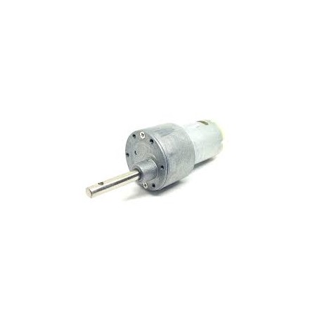 60 RPM - 12V side Shaft DC Geared Motor - Motors - Xbotics