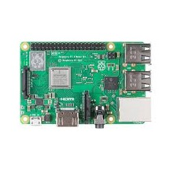 Raspberry pi 3 model B - Control Boards - Xbotics