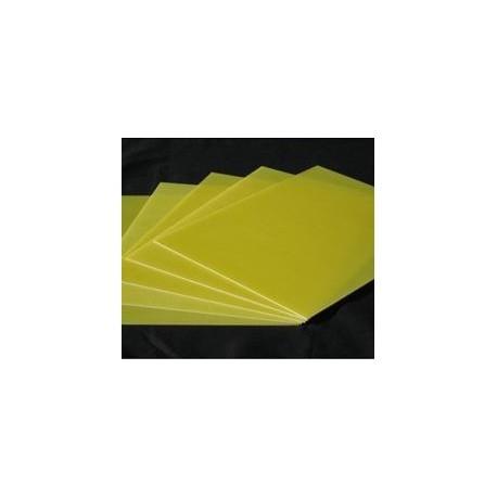 Glass Fiber Composite Sheet 2mm FR4 (500*500mm) - Composites - Xbotics