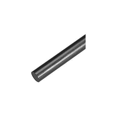 Carbon Fiber Solid Rod 6mm * 1000mm - Composites - Xbotics