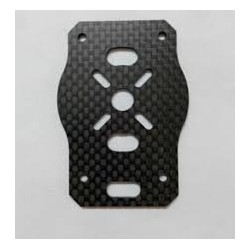 25mm Carbon fiber motor mount - Multirotor Parts - Xbotics