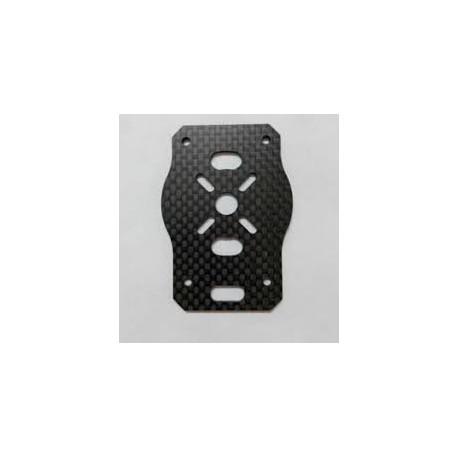 25mm Carbon fiber motor mount - Multirotor Parts - Xbotics