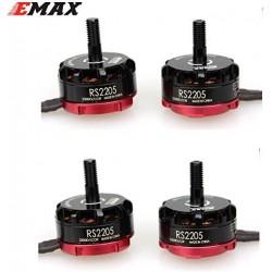 Emax RS2205 2300kv combo (2xCW, 2xCCW) - Motors - Drone - Xbotics
