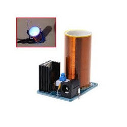 BD243 Mini Tesla Coil Kit - Electronic Supplies - Xbotics