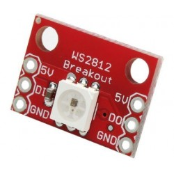 CJMCU-123 WS2812 RGB LED Breakout Module - Bearkout Board - Xbotics