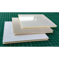 Depron sheet 750mm * 500mm * 3mm (Laminated) - Fixed Wing Parts - Xbotics