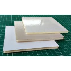 Depron sheet 750mm * 500mm * 3mm (Laminated)