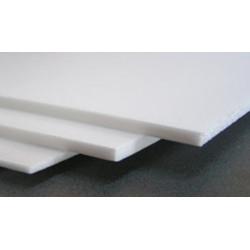 Depron sheet 750mm * 500mm * 3mm (Non-Laminated)