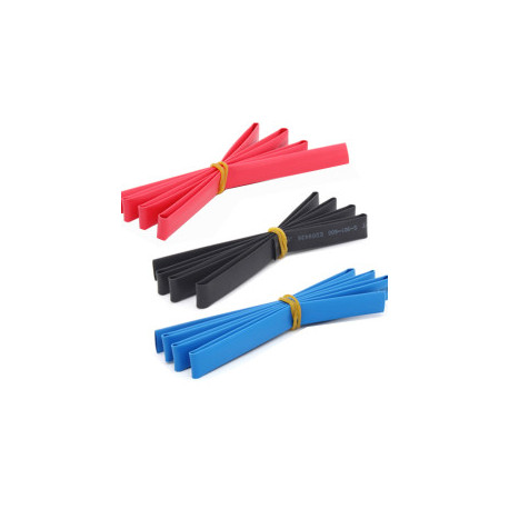 Heat Shrink tubes 8mm (red,yellow,black) 1m per color - Drone - Xbotics