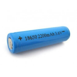 18650 battery  2200mah - Battery -Xbotics