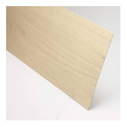 Balsa wood 500mm*100mm*2mm - Fixed Wing Parts - Xbotics