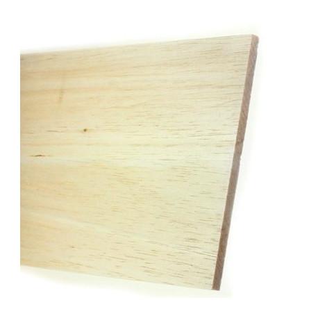 Balsa wood 500mm*100mm*3mm - Fixed wing part - Xbotics
