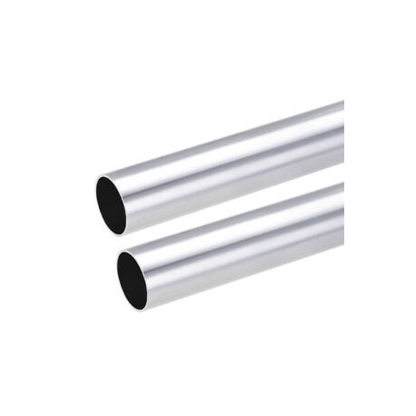 Aluminum Tube 13.6mm round (500mm*2 Nos) - Multirotor Parts - Xbotics