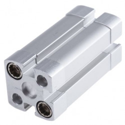 Pneumatic Cylinder 12mm Bore, 25mm Stroke Double Acting - Cylinder - Pneumatic - Xbotics