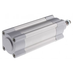 Pneumatic Cylinder 63mm Bore, 100mm Stroke Double Acting - Cylinder - Pneumatic - Xbotics