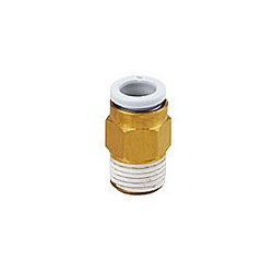 1/4 Male connector - Connector - Pneumatic - Xbotics
