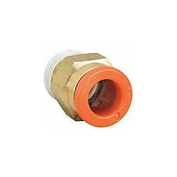 1/2 Male connector - Connector - Pneumatic - Xbotics