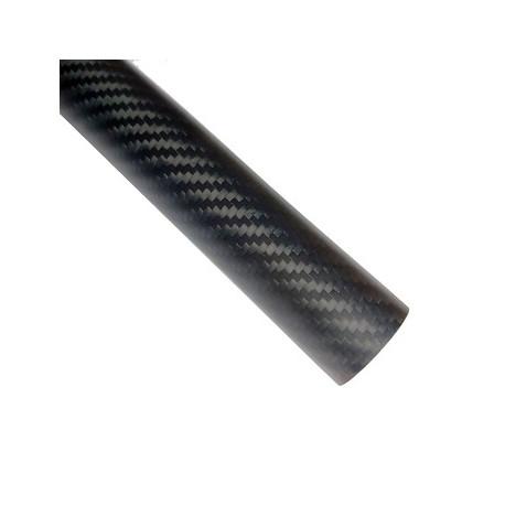 OD 25mm Carbon Fiber Tubes for Drones (500mm) - Composite - Xbotics