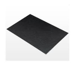 Carbon Fiber  Sheet 500*250*1.5 mm