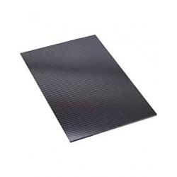 Carbon Fiber  Sheet 500*250*4mm - Carbon Fiber Sheet - Composites - Xbotics