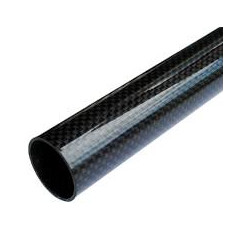 Carbon fiber tube(Hollow) 20mm x 18mm x 500mm