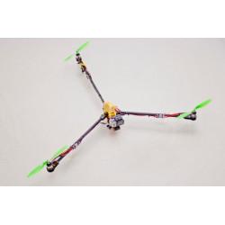 Xbotics Tricopter Aluminium Drone Kit - Drones - Xbotics