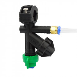 Agriculture drone rotating sprinkler nozzle - Payloads - Drone - Xbotics