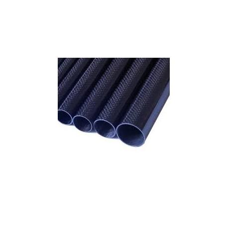 Carbon Fibre Tube (Hollow) 5mm x 3mm x 1000mm - Composites - Xbotics