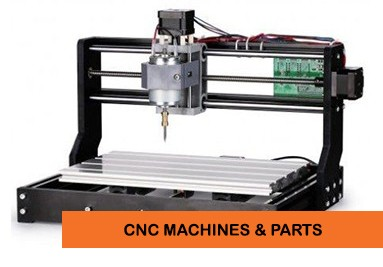 CNC Machines & Parts - Xbotics