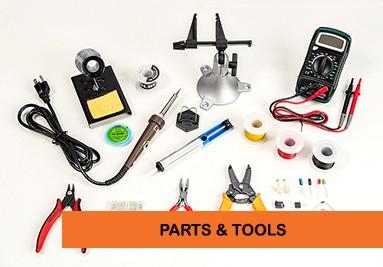 Parts, Sensor, Tools - Xbotics